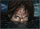 Tomb Raider, Lara Croft, Woda